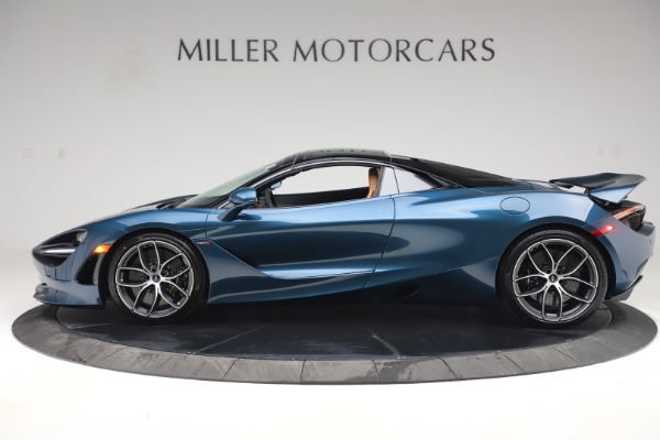 New 2020 McLaren 720S Spider Luxury for sale $380,835 at Alfa Romeo of Greenwich in Greenwich CT 06830 15