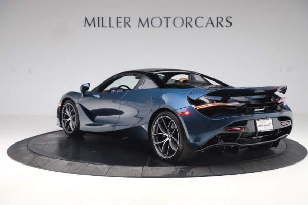 New 2020 McLaren 720S Spider Luxury for sale $380,835 at Alfa Romeo of Greenwich in Greenwich CT 06830 16