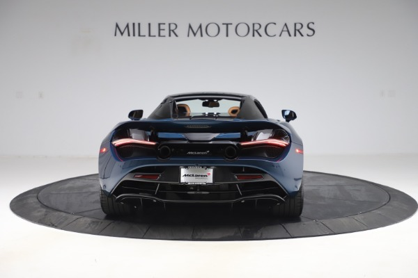 New 2020 McLaren 720S Spider Luxury for sale $380,835 at Alfa Romeo of Greenwich in Greenwich CT 06830 17