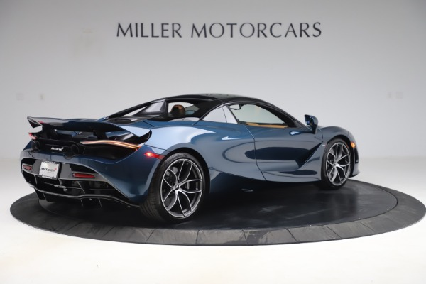 New 2020 McLaren 720S Spider Luxury for sale $380,835 at Alfa Romeo of Greenwich in Greenwich CT 06830 18