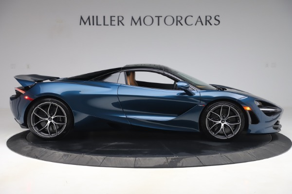 New 2020 McLaren 720S Spider Luxury for sale $380,835 at Alfa Romeo of Greenwich in Greenwich CT 06830 19
