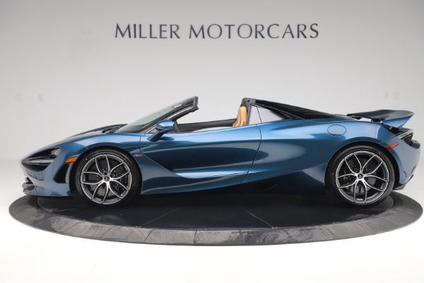 New 2020 McLaren 720S Spider Luxury for sale $380,835 at Alfa Romeo of Greenwich in Greenwich CT 06830 2