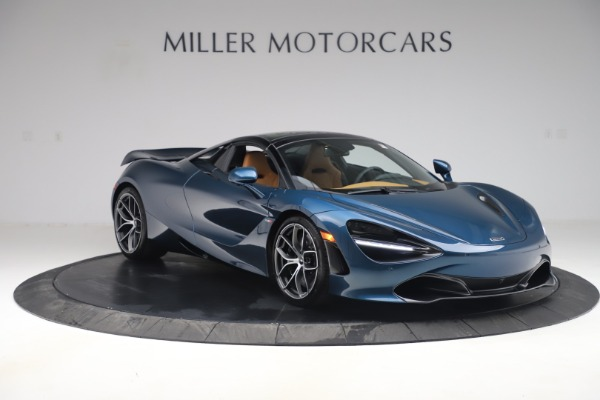 New 2020 McLaren 720S Spider Luxury for sale $380,835 at Alfa Romeo of Greenwich in Greenwich CT 06830 20