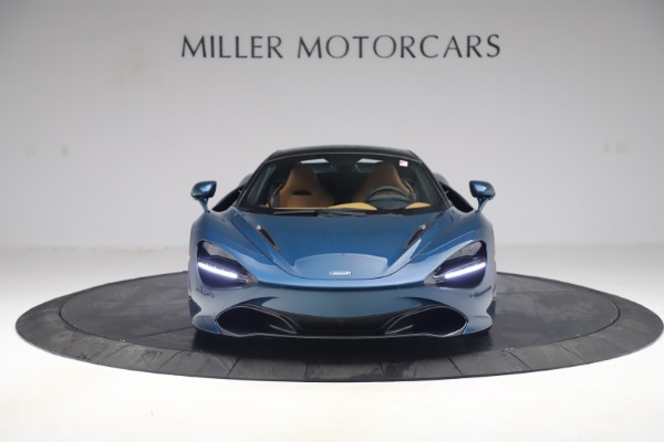 New 2020 McLaren 720S Spider Luxury for sale $380,835 at Alfa Romeo of Greenwich in Greenwich CT 06830 21