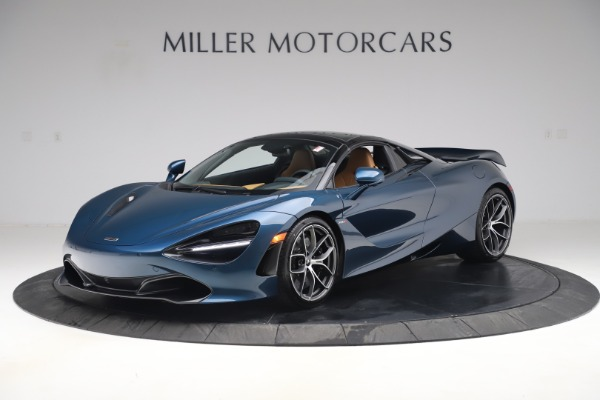 New 2020 McLaren 720S Spider Luxury for sale $380,835 at Alfa Romeo of Greenwich in Greenwich CT 06830 22
