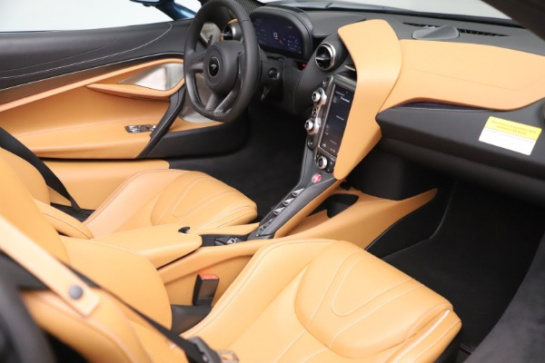 New 2020 McLaren 720S Spider Luxury for sale $380,835 at Alfa Romeo of Greenwich in Greenwich CT 06830 28