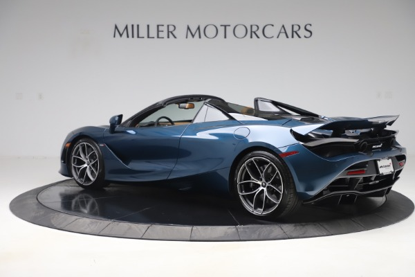 New 2020 McLaren 720S Spider Luxury for sale $380,835 at Alfa Romeo of Greenwich in Greenwich CT 06830 3