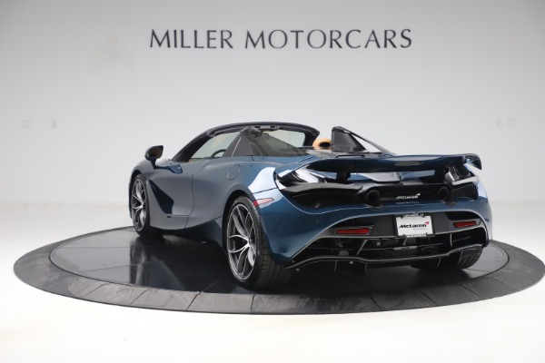 New 2020 McLaren 720S Spider Luxury for sale $380,835 at Alfa Romeo of Greenwich in Greenwich CT 06830 4