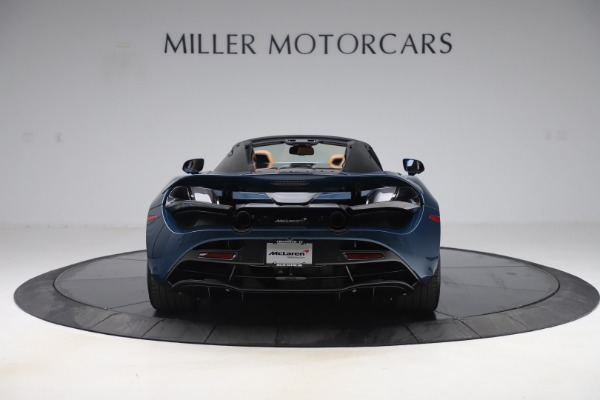 New 2020 McLaren 720S Spider Luxury for sale $380,835 at Alfa Romeo of Greenwich in Greenwich CT 06830 5
