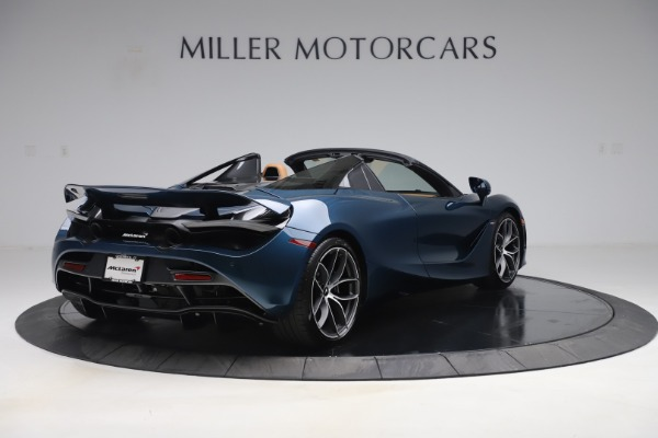 New 2020 McLaren 720S Spider Luxury for sale $380,835 at Alfa Romeo of Greenwich in Greenwich CT 06830 6
