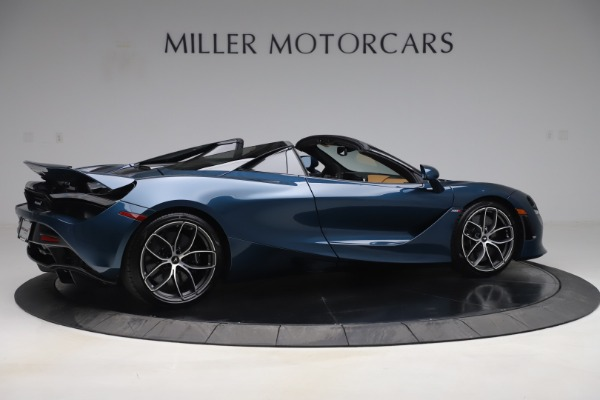 New 2020 McLaren 720S Spider Luxury for sale $380,835 at Alfa Romeo of Greenwich in Greenwich CT 06830 7