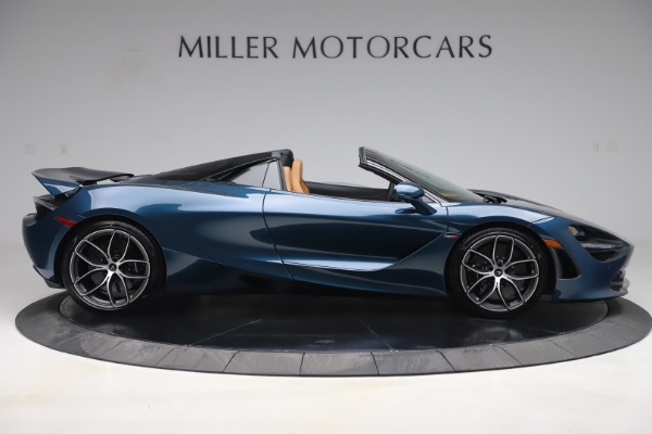 New 2020 McLaren 720S Spider Luxury for sale $380,835 at Alfa Romeo of Greenwich in Greenwich CT 06830 8