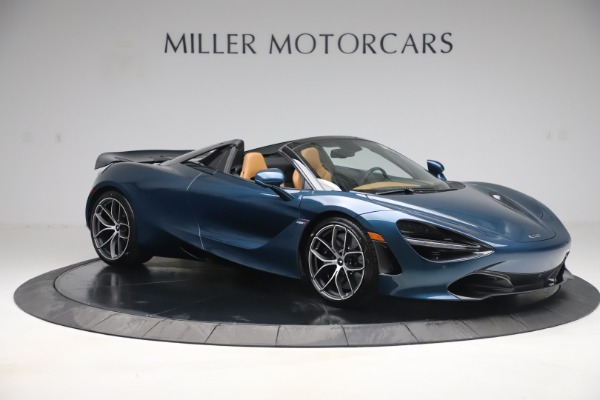 New 2020 McLaren 720S Spider Luxury for sale $380,835 at Alfa Romeo of Greenwich in Greenwich CT 06830 9
