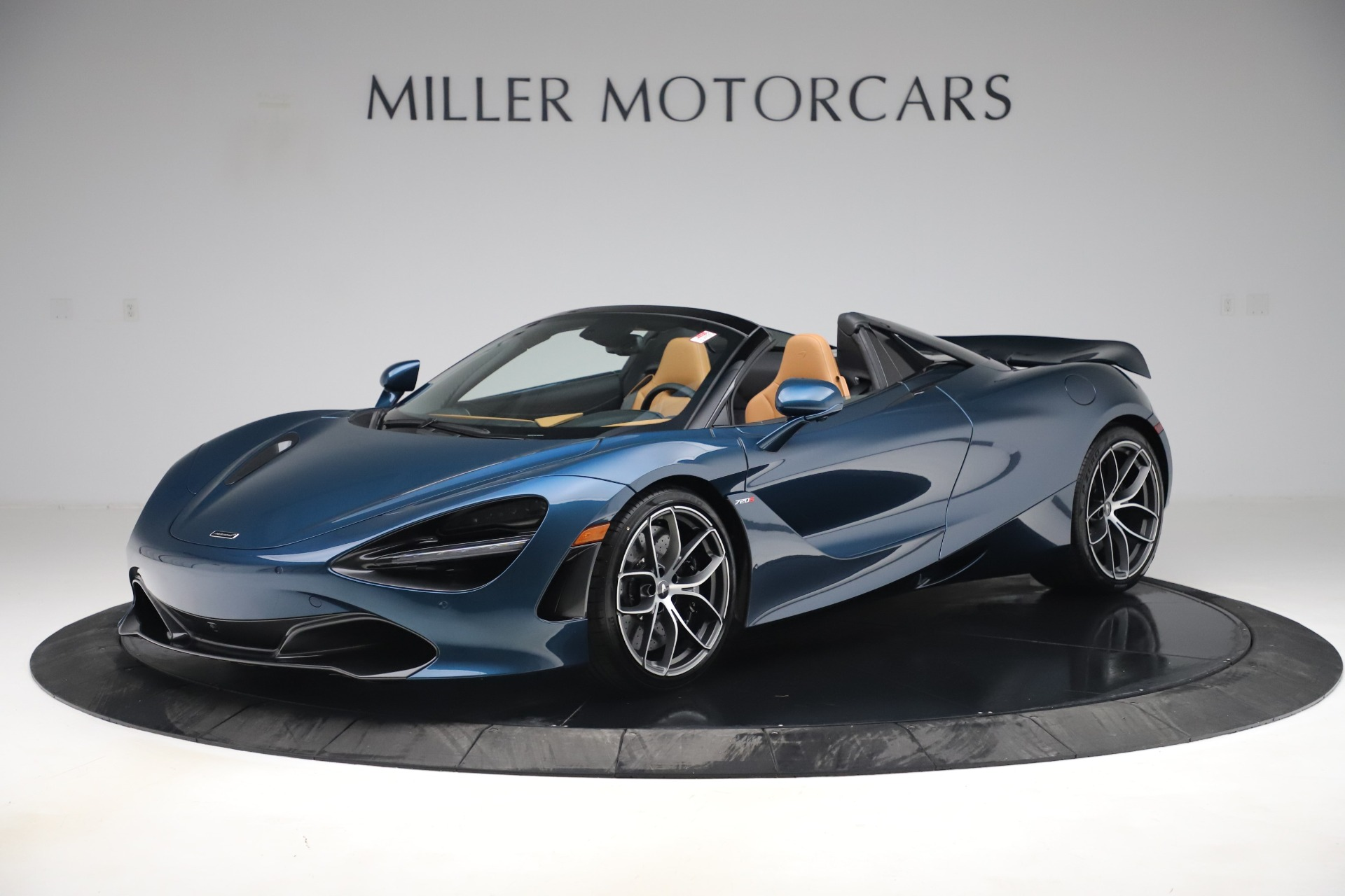 New 2020 McLaren 720S Spider Luxury for sale $380,835 at Alfa Romeo of Greenwich in Greenwich CT 06830 1