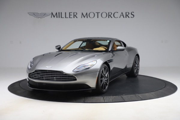 Used 2017 Aston Martin DB11 V12 Coupe for sale $149,990 at Alfa Romeo of Greenwich in Greenwich CT 06830 12