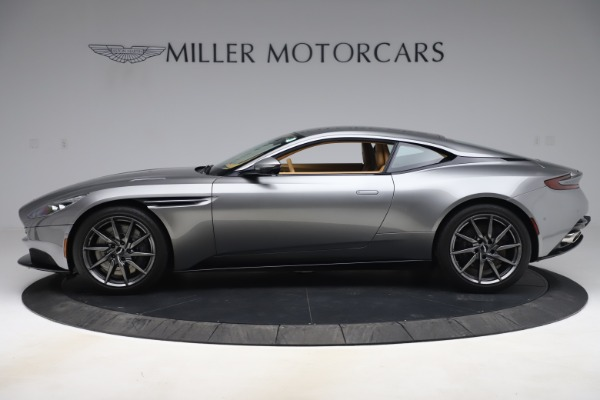 Used 2017 Aston Martin DB11 V12 Coupe for sale $149,990 at Alfa Romeo of Greenwich in Greenwich CT 06830 2