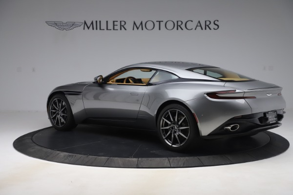 Used 2017 Aston Martin DB11 V12 Coupe for sale $149,990 at Alfa Romeo of Greenwich in Greenwich CT 06830 3