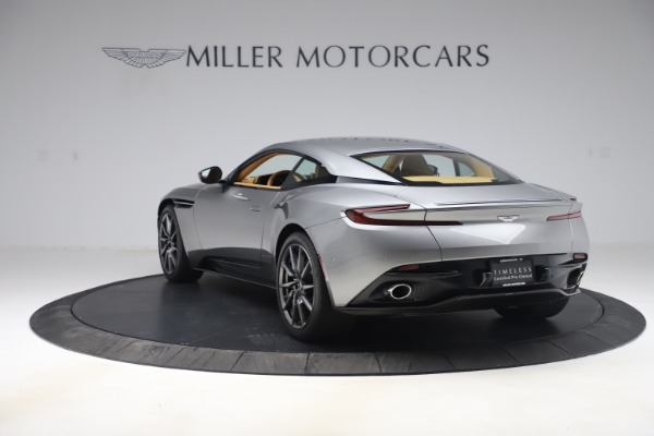 Used 2017 Aston Martin DB11 V12 Coupe for sale $149,990 at Alfa Romeo of Greenwich in Greenwich CT 06830 4