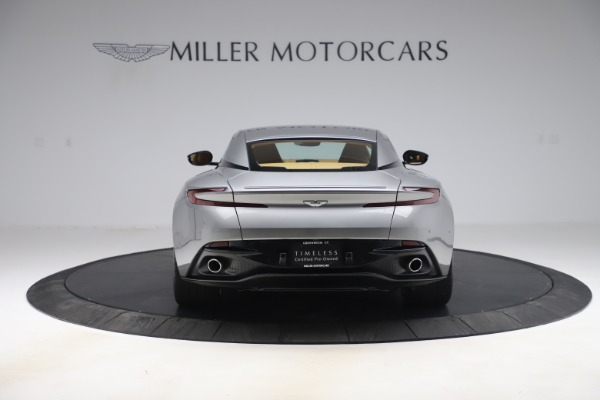 Used 2017 Aston Martin DB11 V12 Coupe for sale $149,990 at Alfa Romeo of Greenwich in Greenwich CT 06830 5
