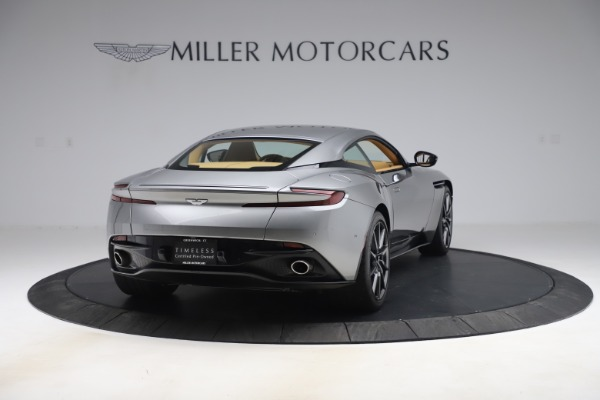 Used 2017 Aston Martin DB11 V12 Coupe for sale $149,990 at Alfa Romeo of Greenwich in Greenwich CT 06830 6