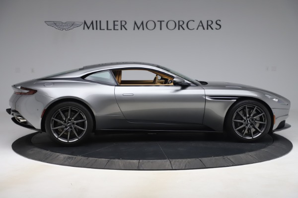 Used 2017 Aston Martin DB11 V12 Coupe for sale $149,990 at Alfa Romeo of Greenwich in Greenwich CT 06830 8