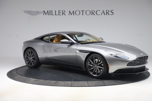 Used 2017 Aston Martin DB11 V12 Coupe for sale $149,990 at Alfa Romeo of Greenwich in Greenwich CT 06830 9