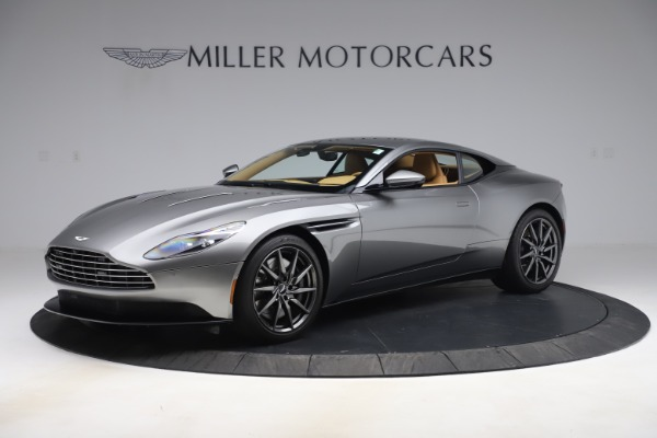 Used 2017 Aston Martin DB11 V12 Coupe for sale $149,990 at Alfa Romeo of Greenwich in Greenwich CT 06830 1