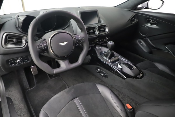 Used 2020 Aston Martin Vantage AMR Coupe for sale $169,990 at Alfa Romeo of Greenwich in Greenwich CT 06830 13
