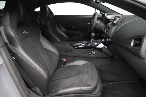 Used 2020 Aston Martin Vantage AMR Coupe for sale $169,990 at Alfa Romeo of Greenwich in Greenwich CT 06830 18