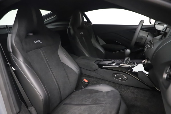 Used 2020 Aston Martin Vantage AMR Coupe for sale $169,990 at Alfa Romeo of Greenwich in Greenwich CT 06830 19