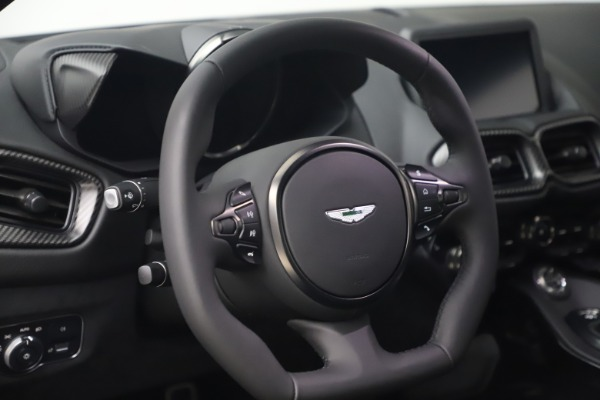 Used 2020 Aston Martin Vantage AMR Coupe for sale $169,990 at Alfa Romeo of Greenwich in Greenwich CT 06830 20