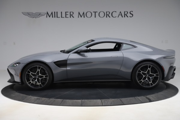 Used 2020 Aston Martin Vantage AMR Coupe for sale $169,990 at Alfa Romeo of Greenwich in Greenwich CT 06830 4