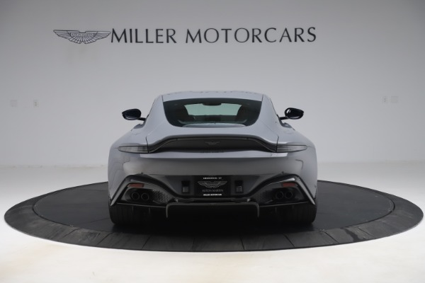 Used 2020 Aston Martin Vantage AMR Coupe for sale $169,990 at Alfa Romeo of Greenwich in Greenwich CT 06830 7