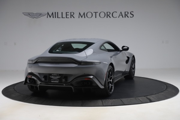 Used 2020 Aston Martin Vantage AMR Coupe for sale $169,990 at Alfa Romeo of Greenwich in Greenwich CT 06830 8