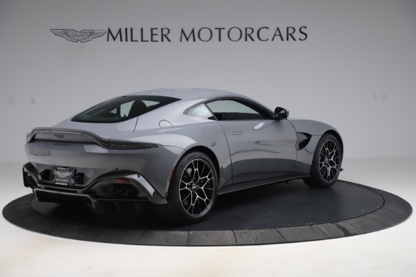 Used 2020 Aston Martin Vantage AMR Coupe for sale $169,990 at Alfa Romeo of Greenwich in Greenwich CT 06830 9