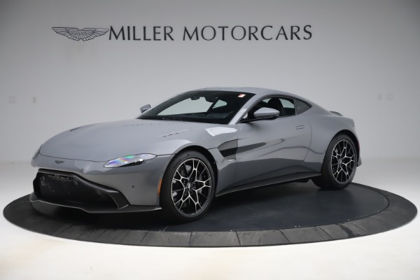 Used 2020 Aston Martin Vantage AMR Coupe for sale $169,990 at Alfa Romeo of Greenwich in Greenwich CT 06830 1