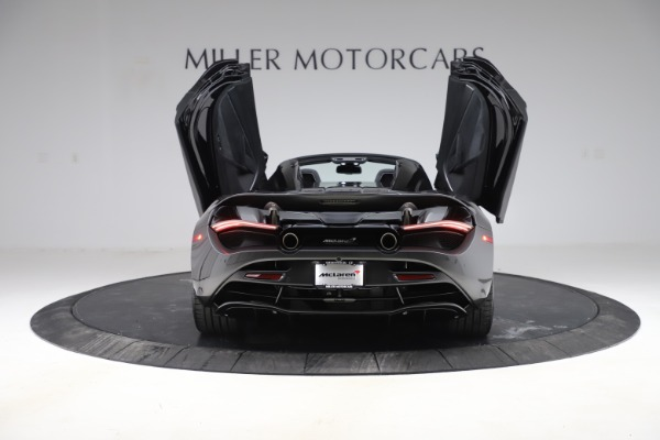 New 2020 McLaren 720S Spider Convertible for sale $332,570 at Alfa Romeo of Greenwich in Greenwich CT 06830 13