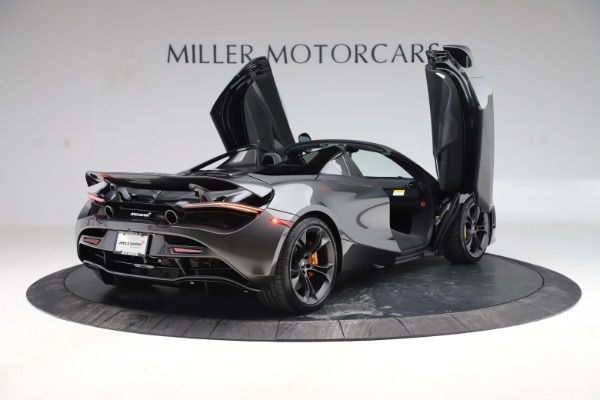 New 2020 McLaren 720S Spider Convertible for sale $332,570 at Alfa Romeo of Greenwich in Greenwich CT 06830 14
