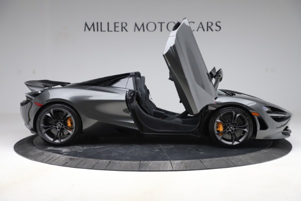New 2020 McLaren 720S Spider Convertible for sale $332,570 at Alfa Romeo of Greenwich in Greenwich CT 06830 15
