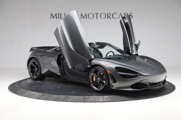 New 2020 McLaren 720S Spider Convertible for sale $332,570 at Alfa Romeo of Greenwich in Greenwich CT 06830 16