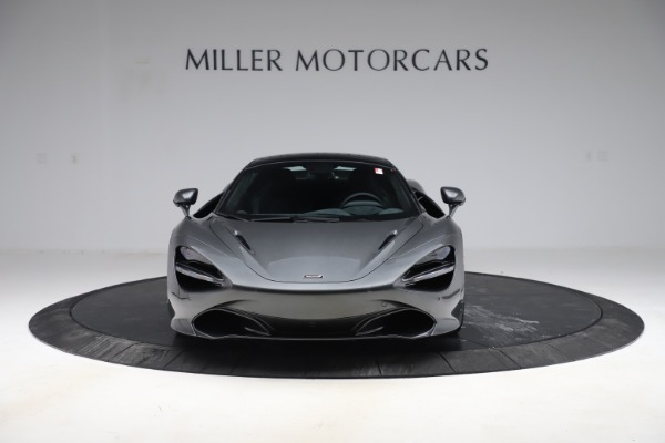 New 2020 McLaren 720S Spider Convertible for sale $332,570 at Alfa Romeo of Greenwich in Greenwich CT 06830 17