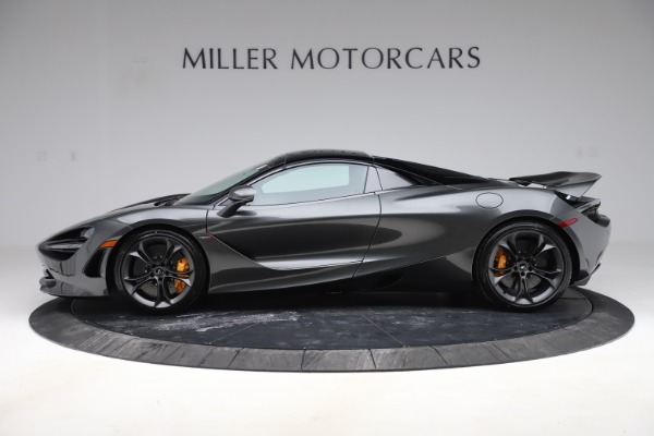 New 2020 McLaren 720S Spider Convertible for sale $332,570 at Alfa Romeo of Greenwich in Greenwich CT 06830 19