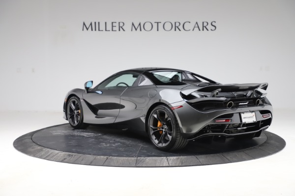 New 2020 McLaren 720S Spider Convertible for sale $332,570 at Alfa Romeo of Greenwich in Greenwich CT 06830 20