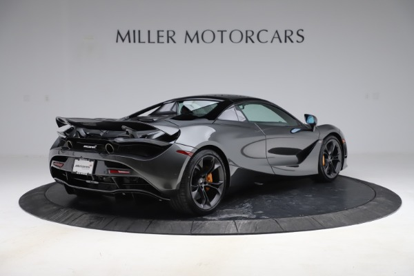 New 2020 McLaren 720S Spider Convertible for sale $332,570 at Alfa Romeo of Greenwich in Greenwich CT 06830 22