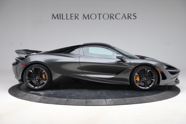 New 2020 McLaren 720S Spider Convertible for sale $332,570 at Alfa Romeo of Greenwich in Greenwich CT 06830 23