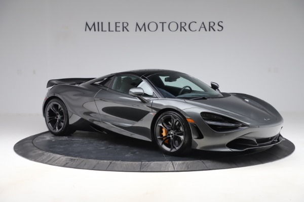 New 2020 McLaren 720S Spider Convertible for sale $332,570 at Alfa Romeo of Greenwich in Greenwich CT 06830 24