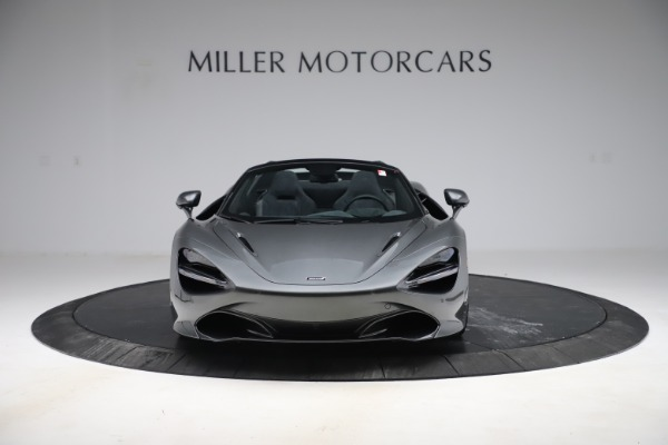 New 2020 McLaren 720S Spider Convertible for sale $332,570 at Alfa Romeo of Greenwich in Greenwich CT 06830 8