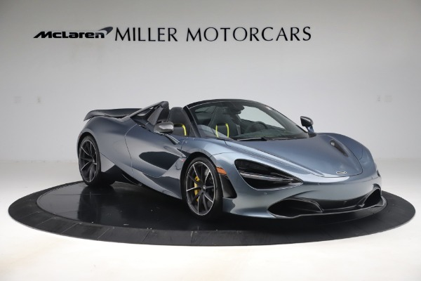 Used 2020 McLaren 720S Spider Convertible for sale Sold at Alfa Romeo of Greenwich in Greenwich CT 06830 11