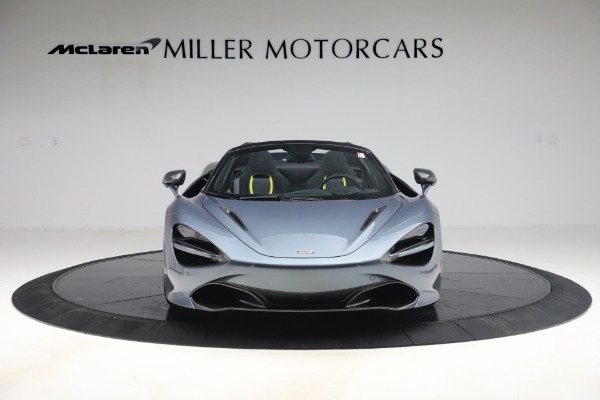 Used 2020 McLaren 720S Spider Convertible for sale Sold at Alfa Romeo of Greenwich in Greenwich CT 06830 12
