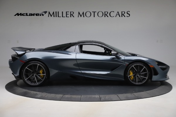 Used 2020 McLaren 720S Spider Convertible for sale Sold at Alfa Romeo of Greenwich in Greenwich CT 06830 13